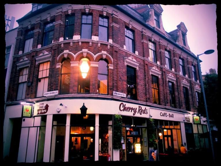 Cherry Reds cafe bar
