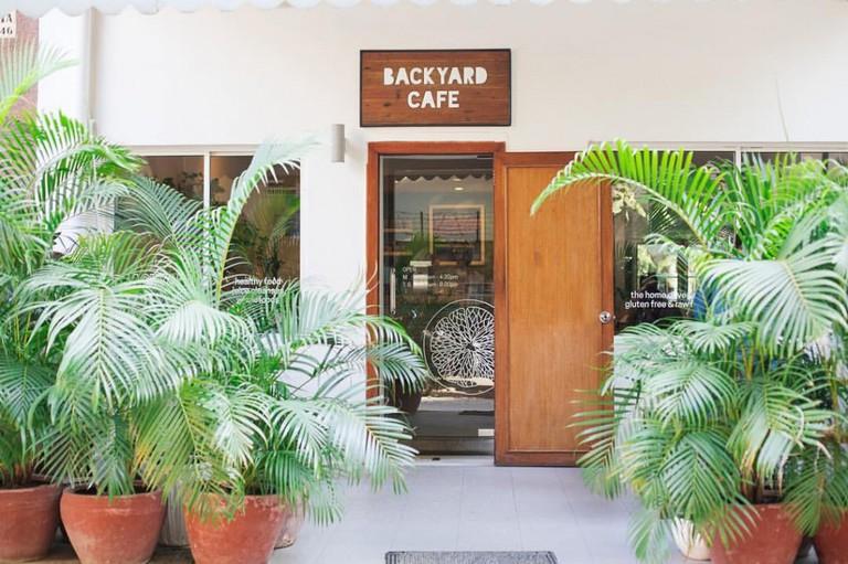 Backyard Cafe offers a range of super healthy treats