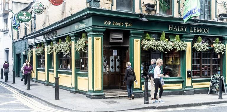 The Hairy Lemon Pub
