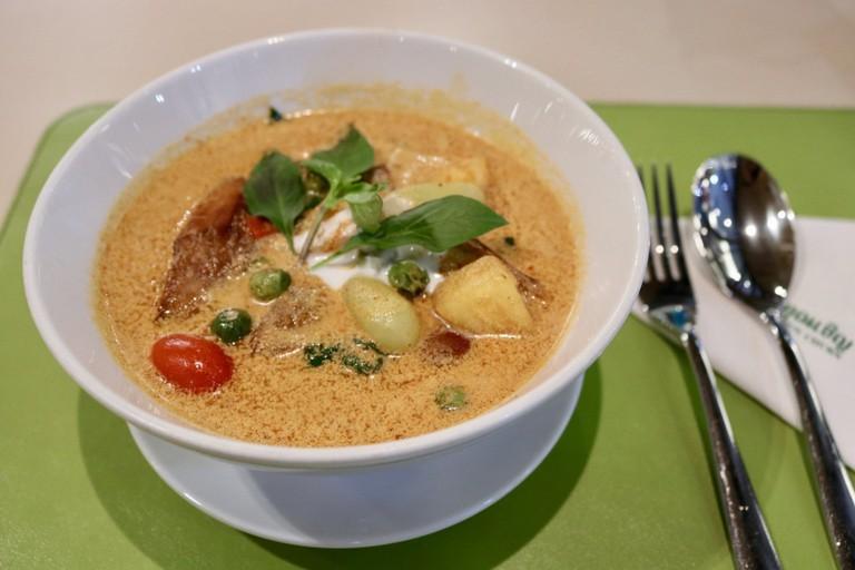 Curry at Khun Churn