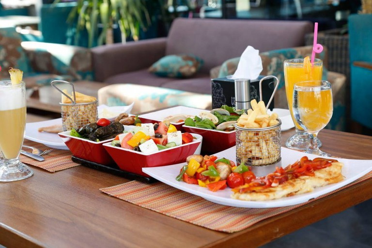 Hawana Cafe and Restaurant هوانا كافيه, Amman