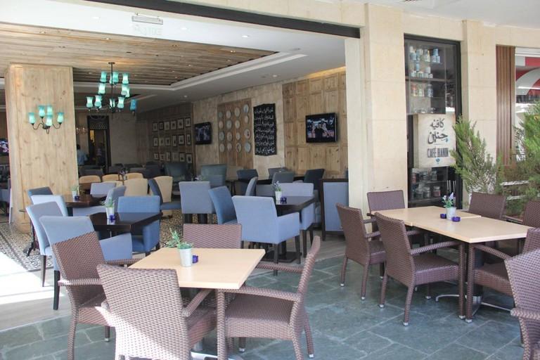 Cafe Hanin - Taj Mall, Amman