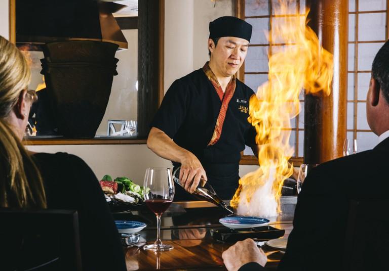 Chef at Shiki