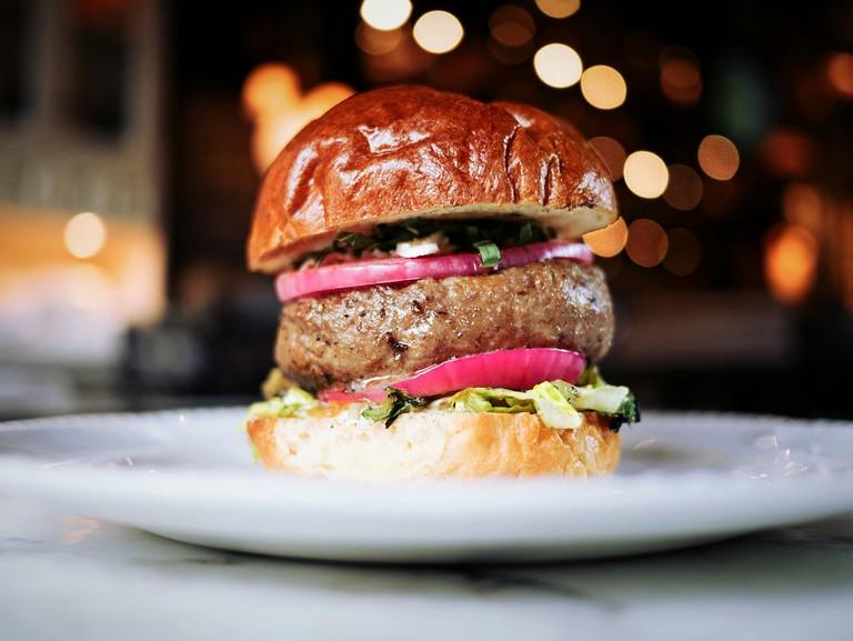 Get your gourmet burger