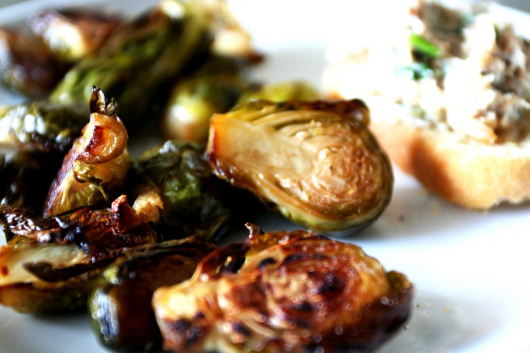 Delicious Brussels sprouts