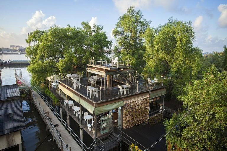 Reflect Restaurant, BANGKOK TREE HOUSE, Samut Prakan