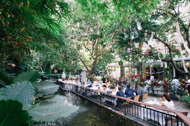 The Gardens of Dinsor Palace, Krung Thep Maha Nakhon