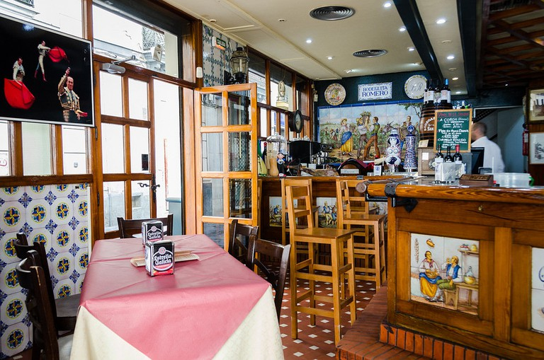Bodeguita has some of the best sherries and tapas in town
