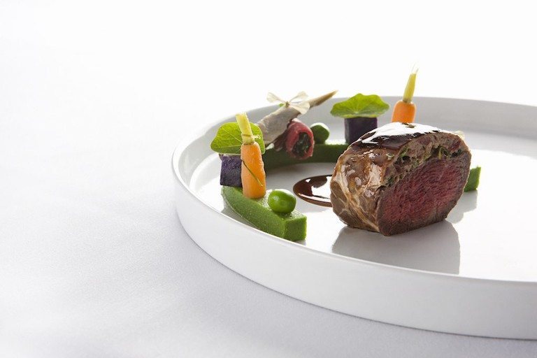 The House Restaurant, Cliff House Hotel, Ardmore