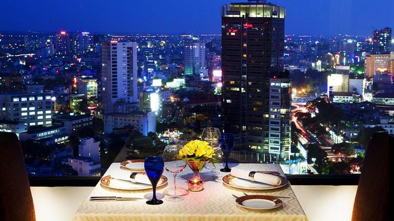 View from Sheraton Saigon