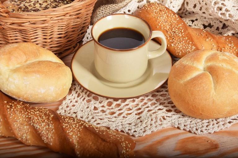 La Tortuga's homemade bread is famous in Córdoba