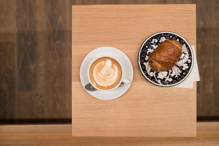 La Colombe Coffee Roasters, Wall Street
