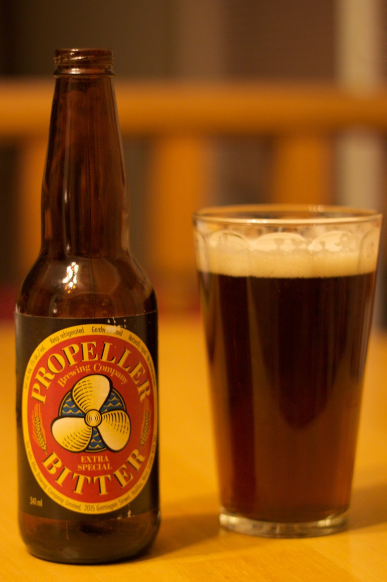 Ready to drink Propeller