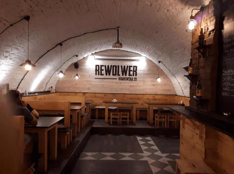 Rewolwer, Opole