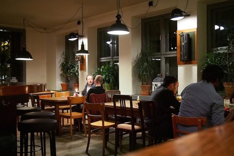 scheunecafé, Dresden