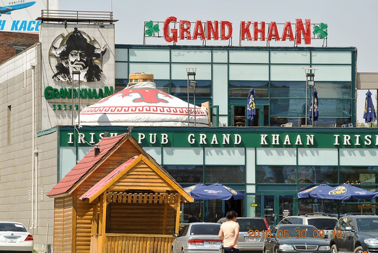Gran Khaan Irish Pub, Ulaan Baatar
