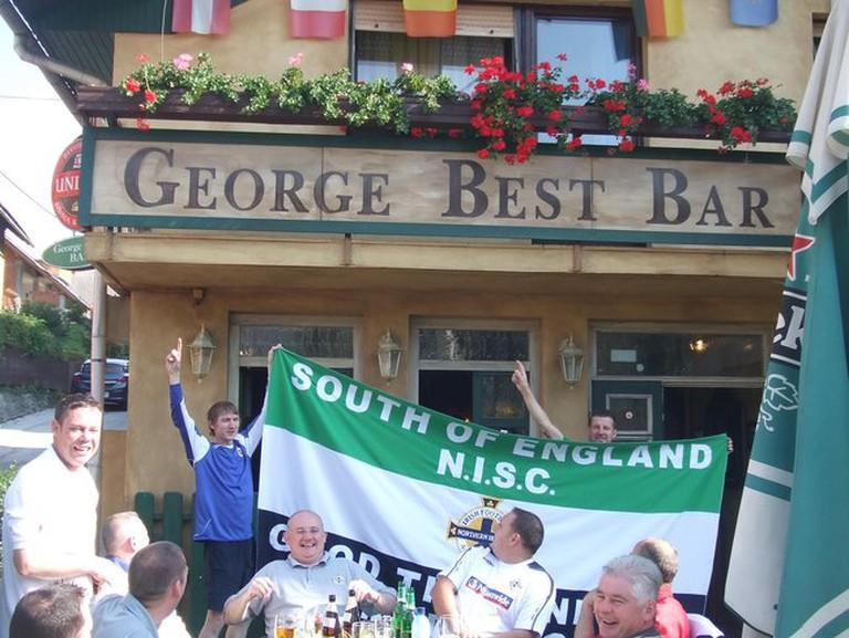 George Best Bar, Bled, Slovenia