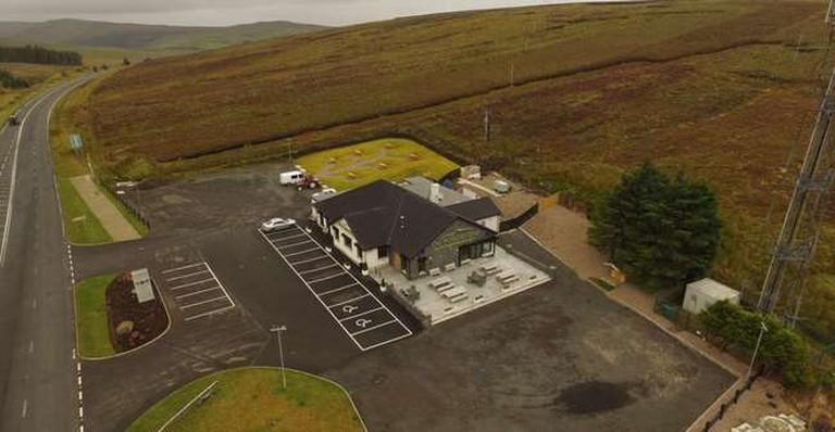 The Ponderosa in the Sperrin Mountains, Ireland's Highest Pub