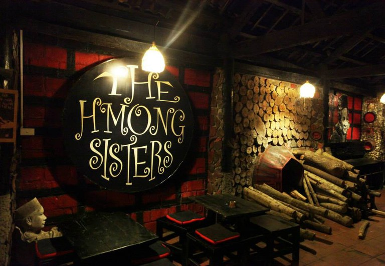 The H'Mong Sisters