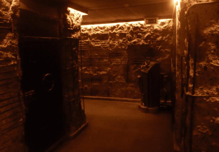 Bunkier Nightclub,Gdańsk