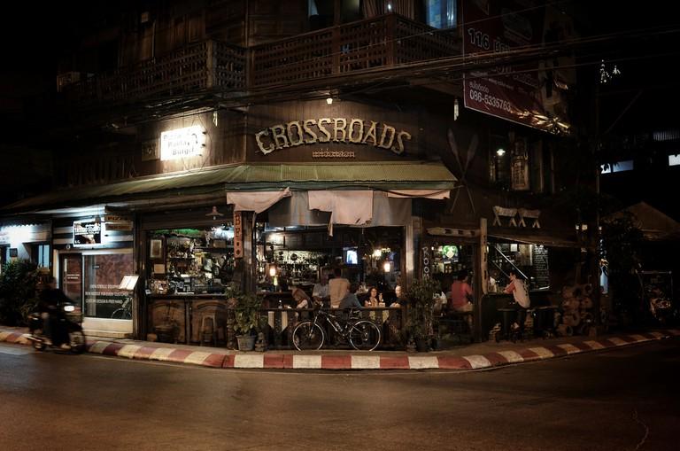 Crossroads Bar, Mae Hong Son