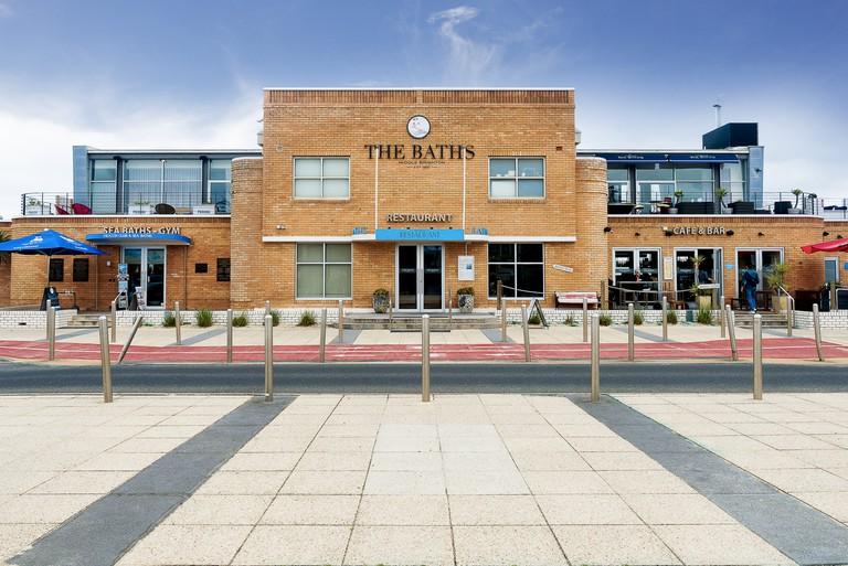 The Baths Middle Brighton Restaurant & Cafe, Brighton