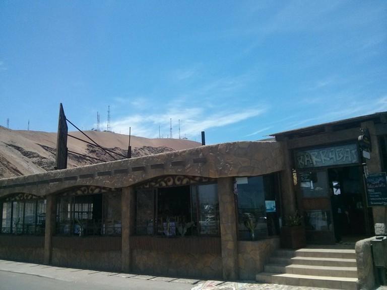 La Grilla Bar on the Beach| Will Lees