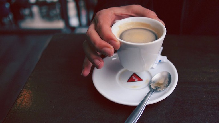 Enjoy some of the best coffee in Cádiz at Bar Brim