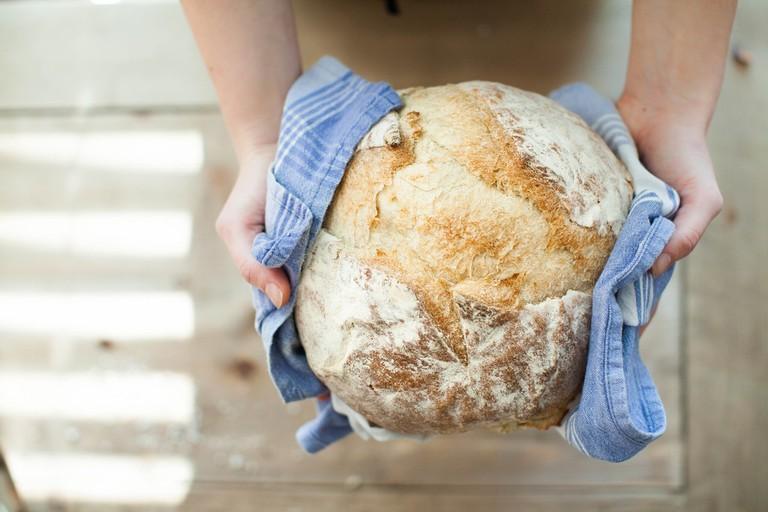 Pan de Aida serves some of the freshest artesa bread in Cädiz