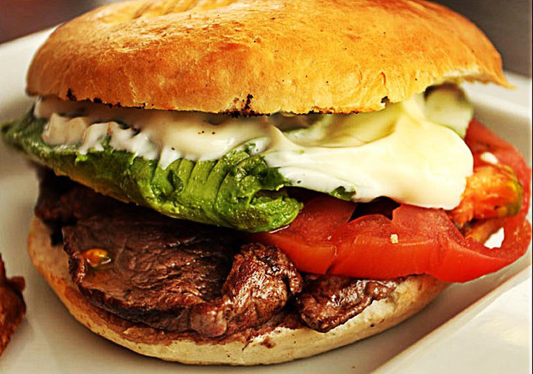Hearty Sandwiches at Cafe Vizzio