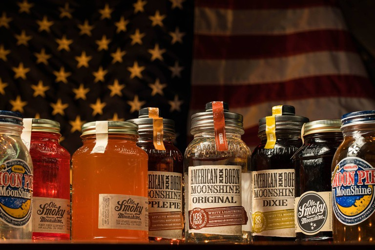 Moonshine from The Stillery