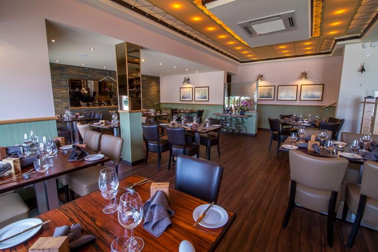 O Marinheiro dining room