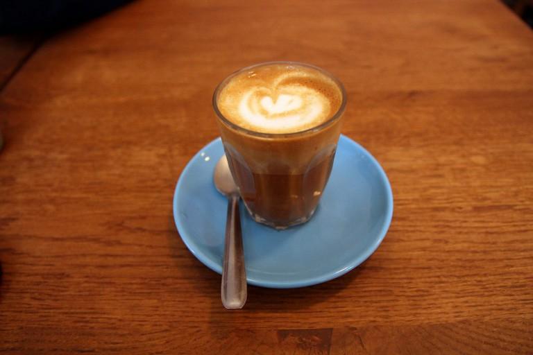 Cortado coffee