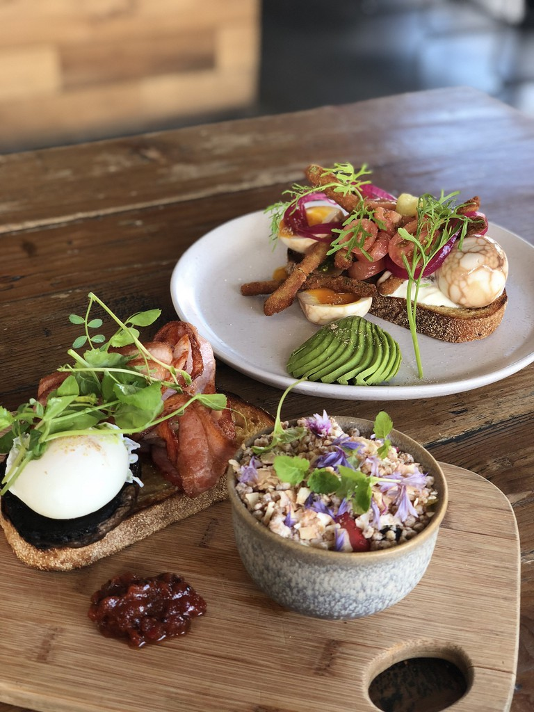 Addict Food And Coffee, Fitzroy