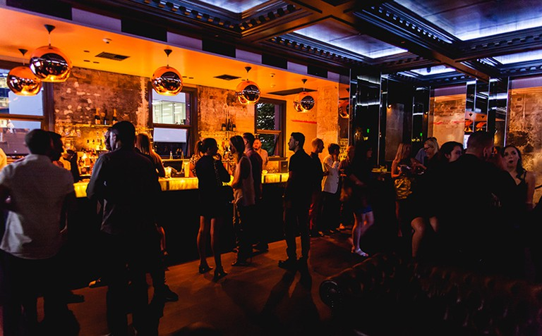 Fringe Lounge at Connections Nightclub