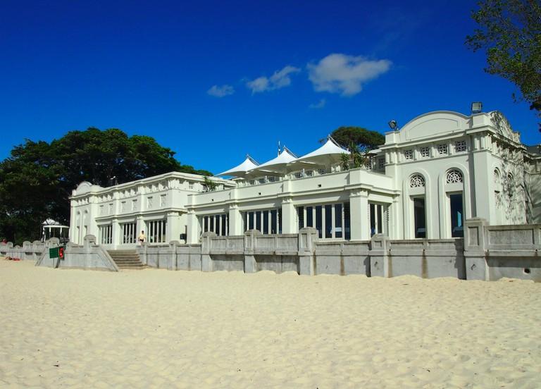 Bathers Pavilion exterior