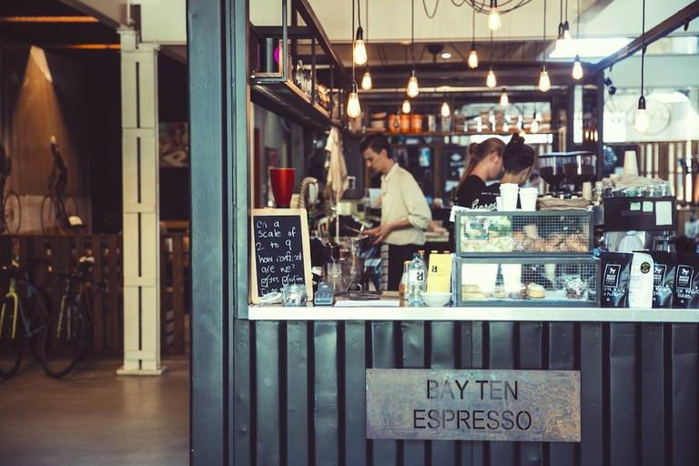 Bay Ten Espresso