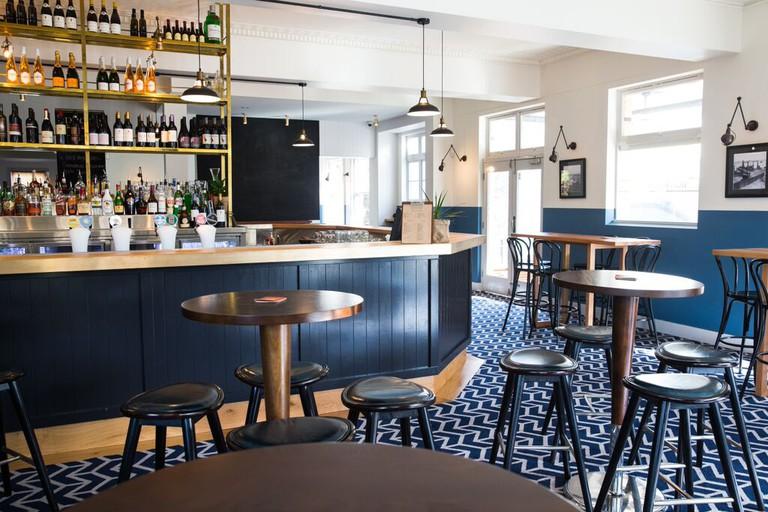 Blues Point Hotel bar