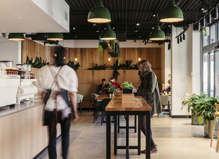 Campos Coffee, Carlton