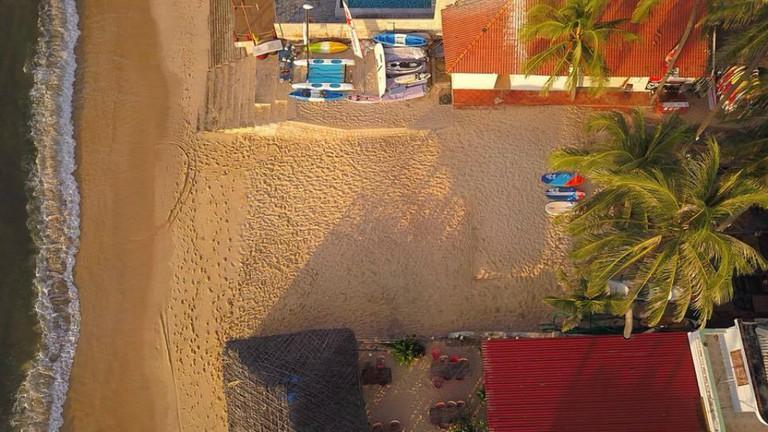 Sand, sun and surf!