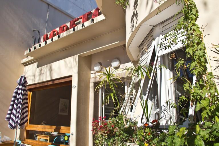 Loreto Garden Bar, Buenos Aires