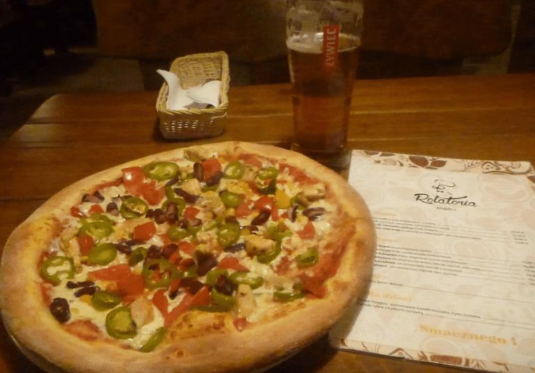 Rotatoria Pizza Bar and Restaurant