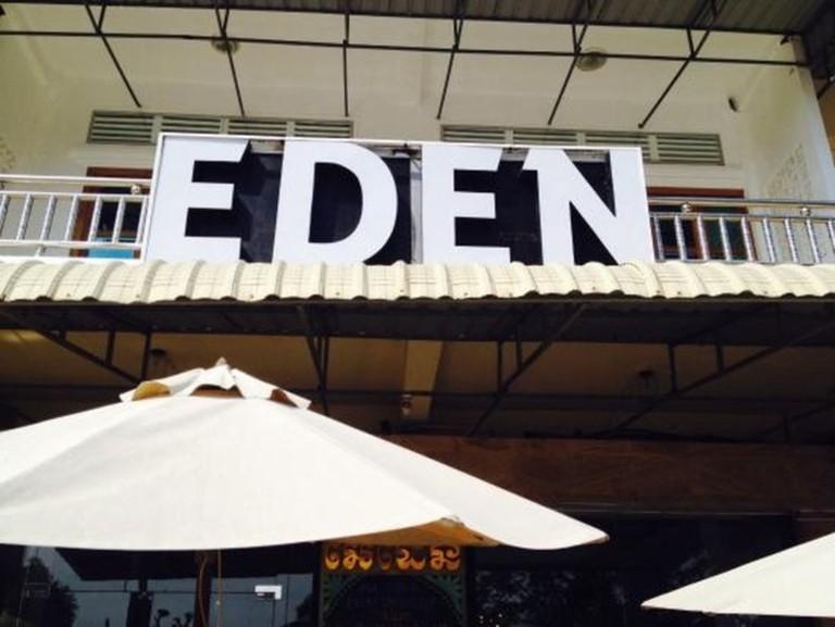 Cafe Eden, Krong Battambang