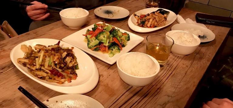 Yunnan Food, Beijing