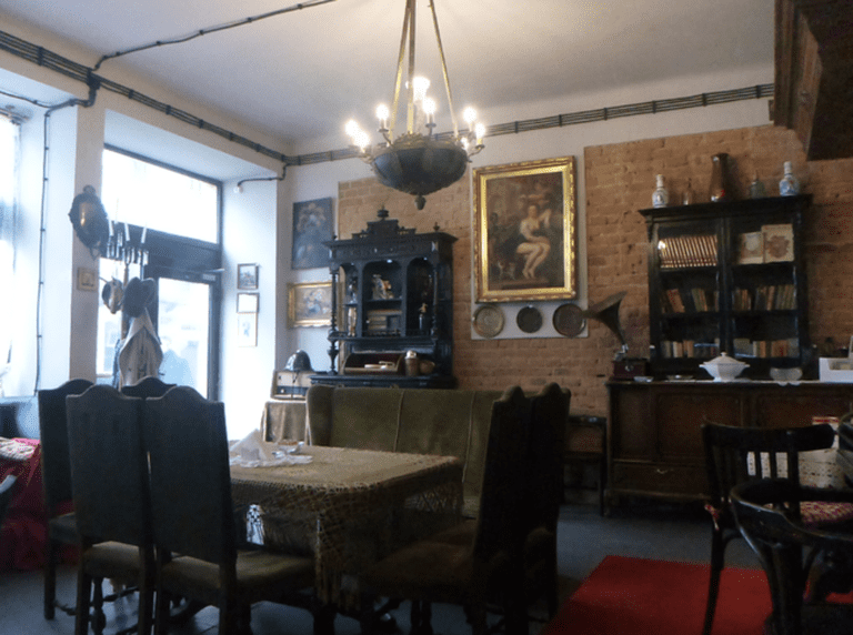 Stara Praga Kawiarnia