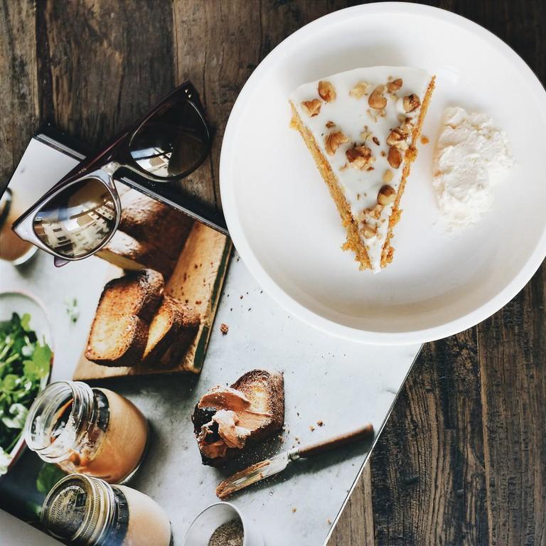 Breakfast at Bondi