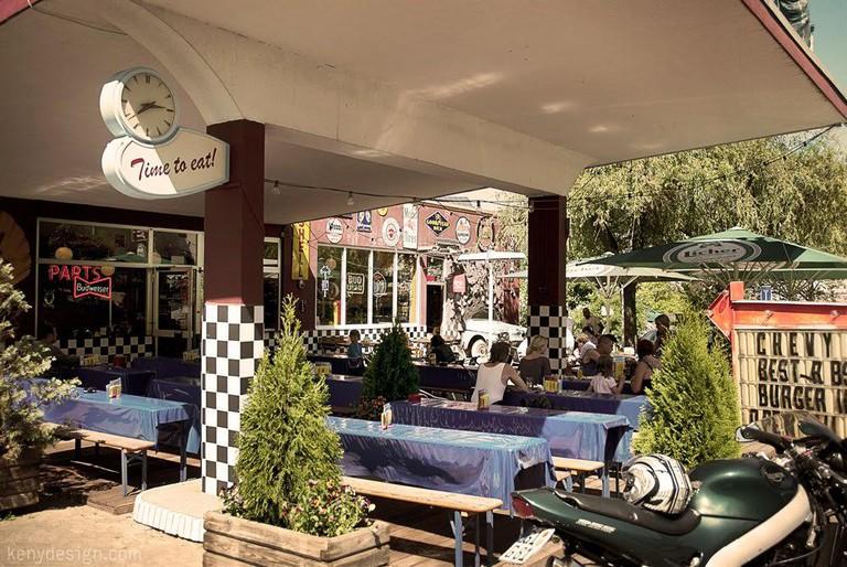 Chevy Diner Marburg, Marburg
