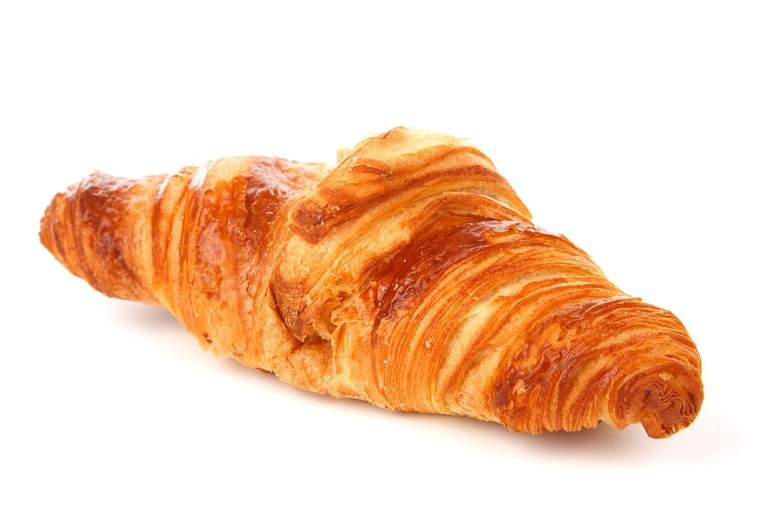 Who wants to try delicious croissants?