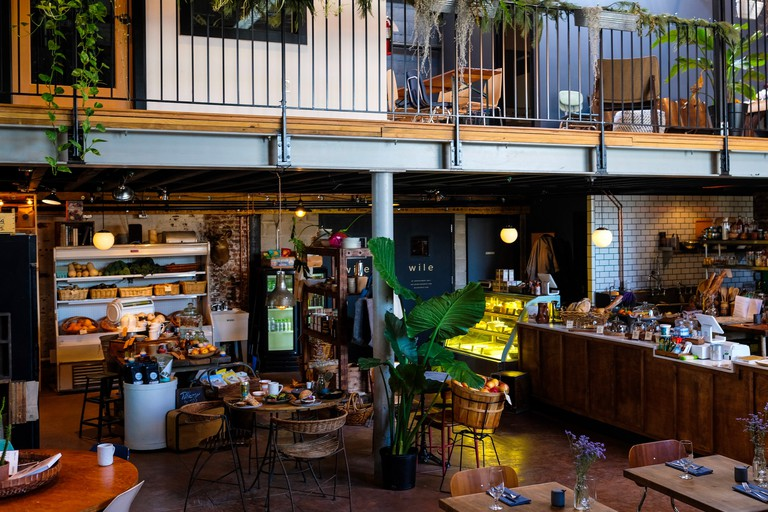 High Voltage Cafe & Grocery