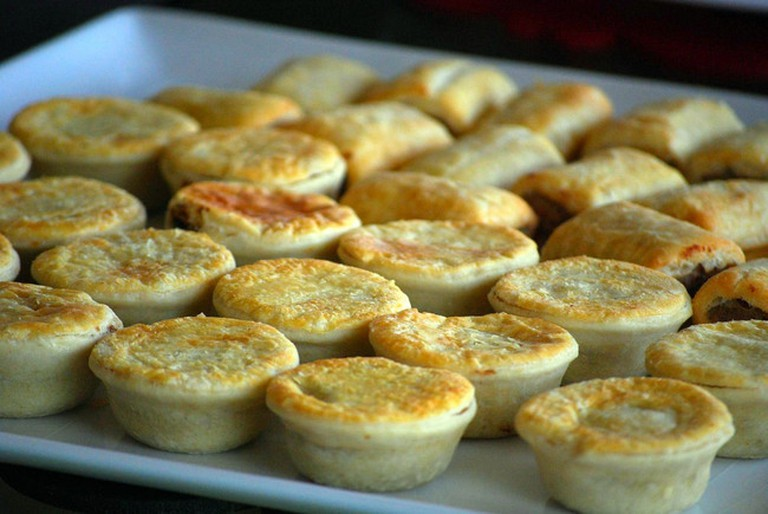 Mini pies for all